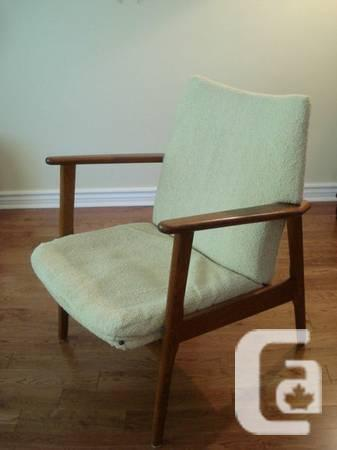 Danish Modern Lounge Chair - $275