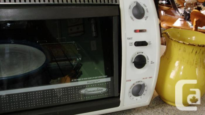 DARK & amp TOASTER OVEN with lover