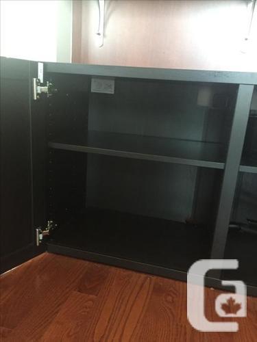 Dark Brown Storage Unit Ikea