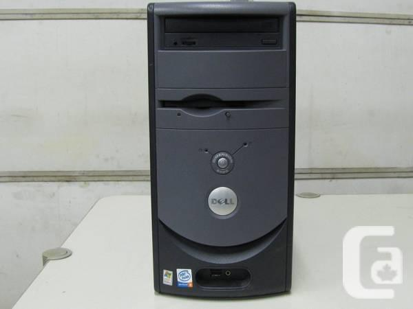 Dell Dimension 2400/ 756 Mb ram/ 60gb hdd/ wireless/