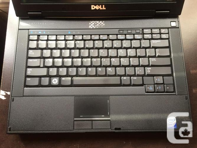 Dell Latitude E5400 ? Core 2 Duo, 4GB, 80GB HD, W7 Home