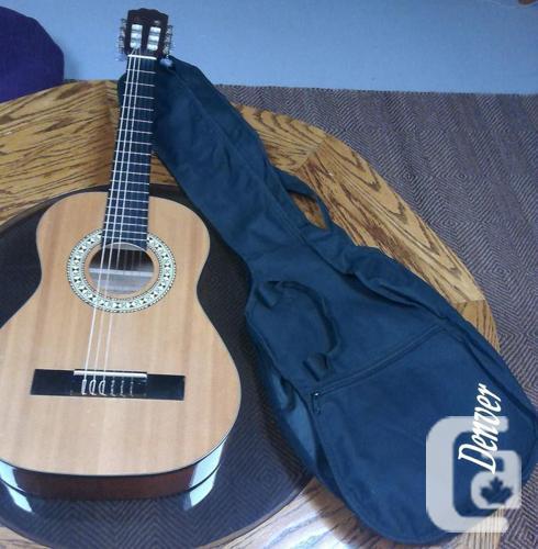 Denver Classical Guitar - 3/4 Size - Natural