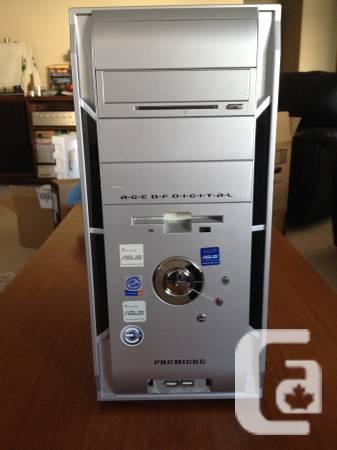 Desktop Computer For Sale - c2d e6600, 9600gt, 2gb ram,