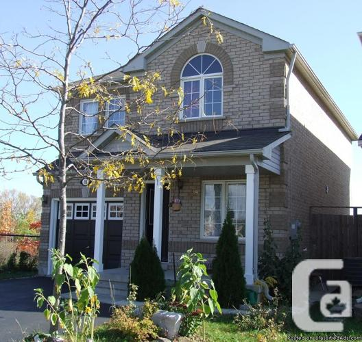 DETACHED 4+1 House For Sale Brampton West For Sale In