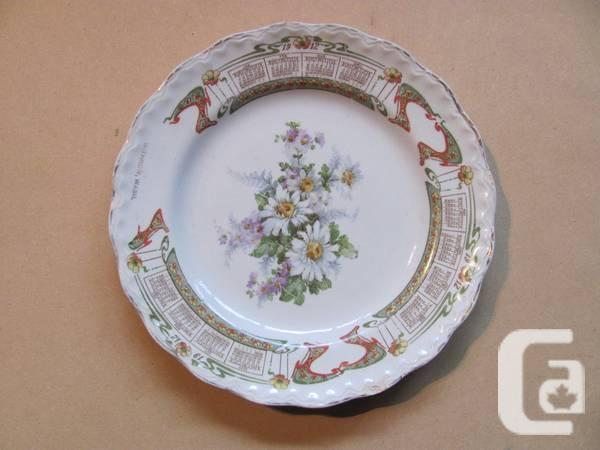 DIARY DISHES - $20