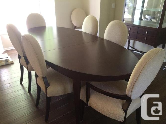 Image Result For Upholstered Chairs Dining Room