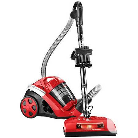 Dirt Devil Vision Cyclonic Canister Vacuum, SD40025 -