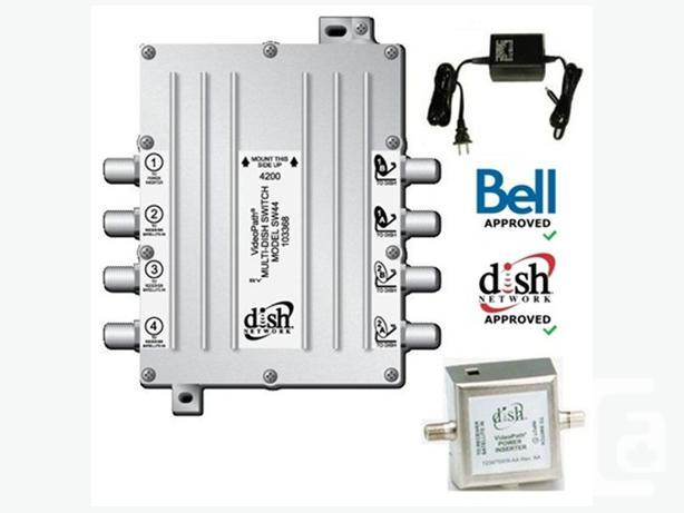 Dish Network Dish Pro Plus DPP44 Switch (DPP-44)