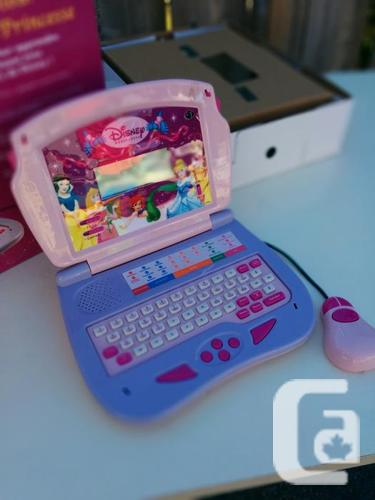Disney Princess Computer - french