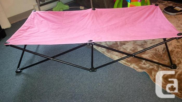 Disney princess fold out bed/cot