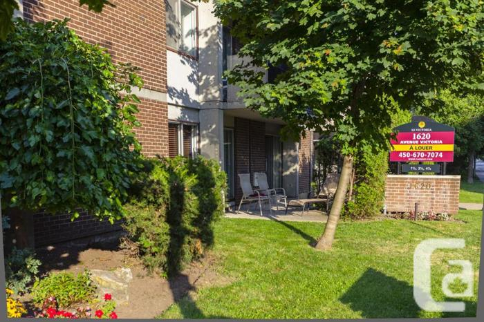 Disp. Mar  Charmant  1 1/2 Greenfield Park Appartements