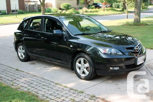 Do not skip this 2009 Mazda3 GX - $7299
