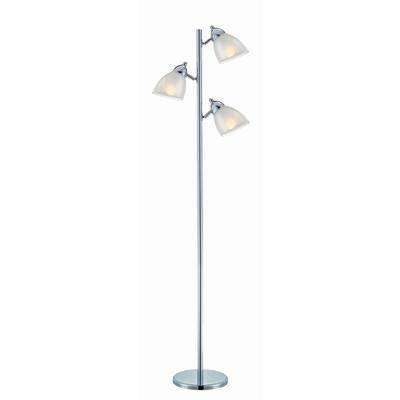 DON'T MISS THIS BARGAIN! - ILLUMINE 3 LIGHT FLOOR LAMP,