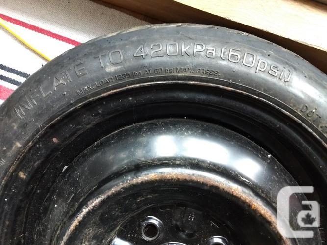 Donut Tire T115/70D14 88M