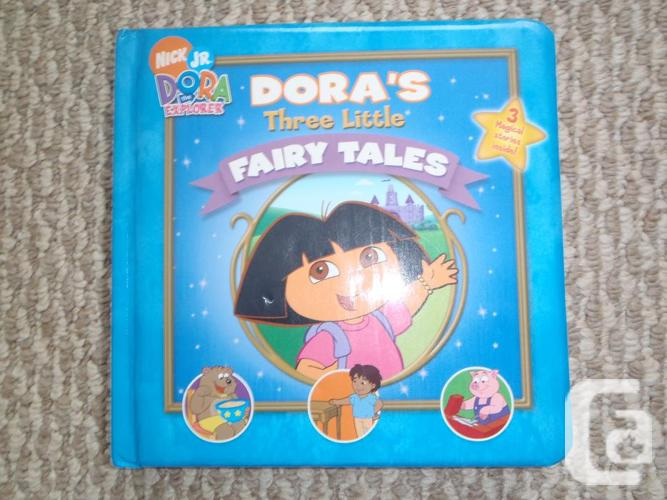 Dora's Several Little Fairy Tails Guide