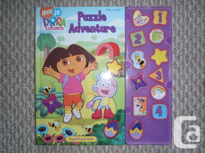 Dora the Traveler Excellent Puzzle-Adventure - Audio