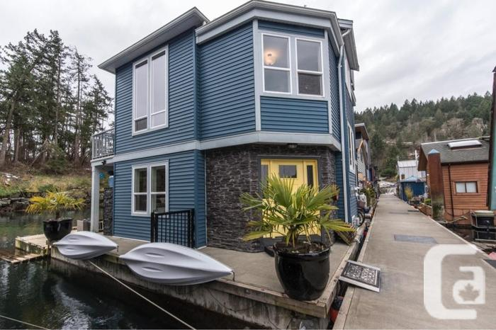 DOUBLE OPEN HOUSE AT THE MAPLE BAY MARINA - LIVE A