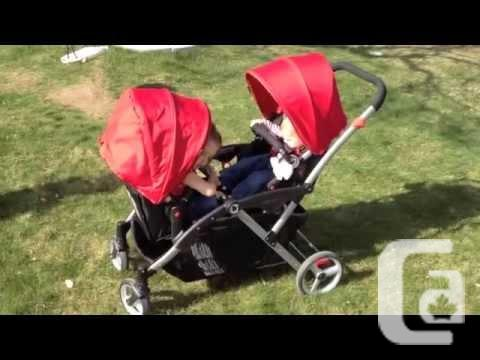 Double Stroller Universal Infant Car Seat Adapter