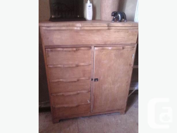 Dresser bedroom or other storage possibilties