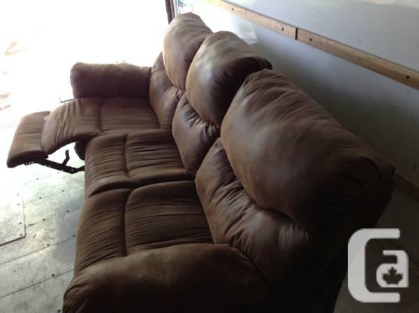 Dual couch couch - just couple of years old! - $300