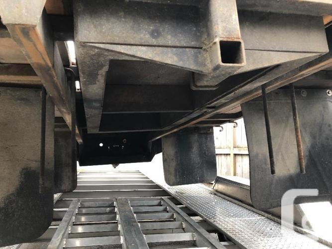 Dually flat deck