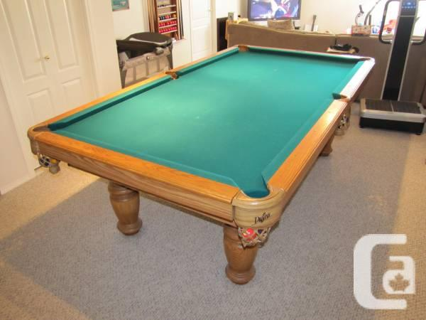 Dufferin Pool Table For Sale In Kelowna British Columbia - Dufferin pool table