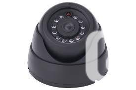 Dummy Dome Night Vision Security Camera with
