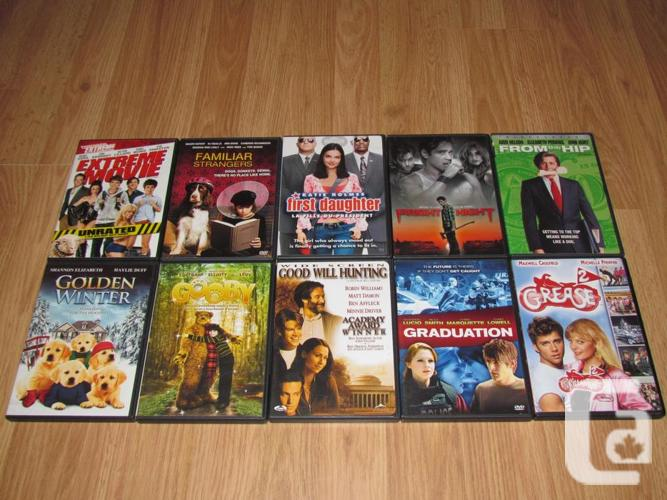DVD Movies (part 1)