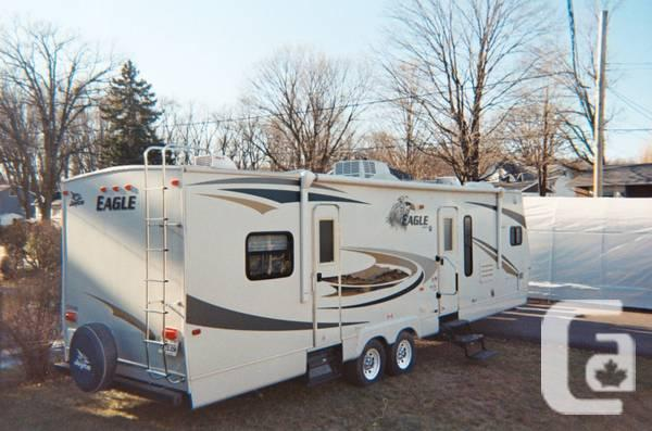 EAGLE JAYCO 33 SUPER DELUXE