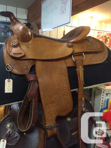 Eamore Western saddle