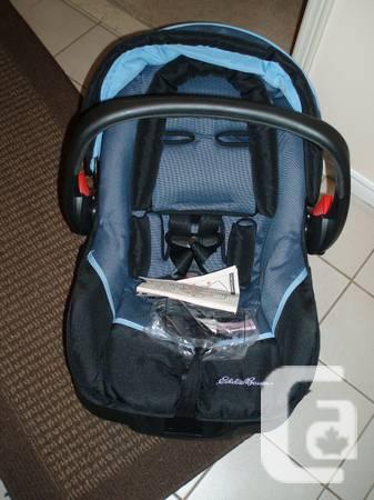 Eddie Bauer Infant Car Seat W Base GRACO