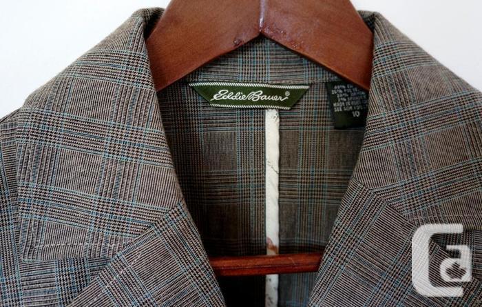 Eddie Bauer jacket, women's size 10