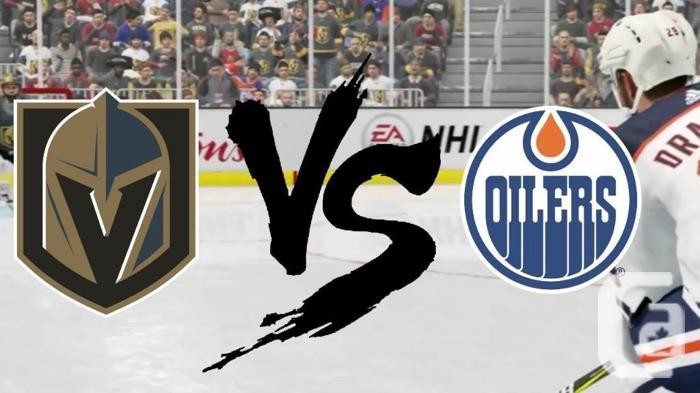 Edmonton Oilers Vs. Vegas Golden Knights Tickets