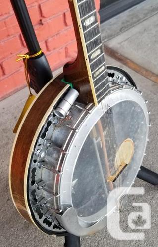 El Degas Tenor Banjo