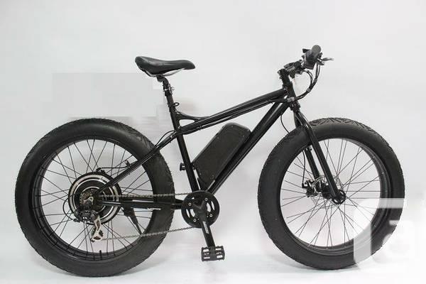 Electric Fat Bike - $1999