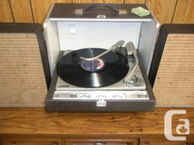 Electric Record-Player-Decreased!
