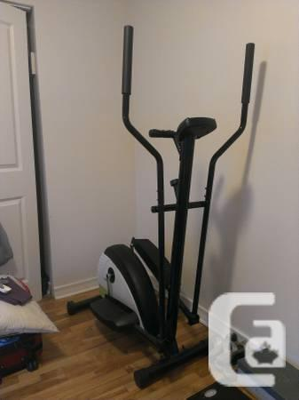 Elliptical Trainer - barely used - $150