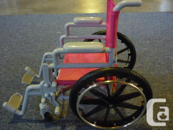 Enertec Wheel Chair Accessory Set for dolls