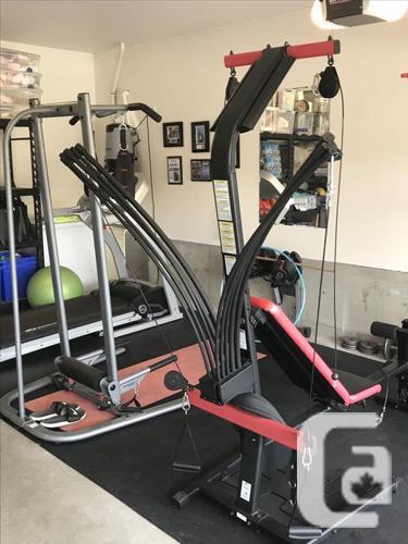 Entire Bow Flex Gym +++FLOOR!