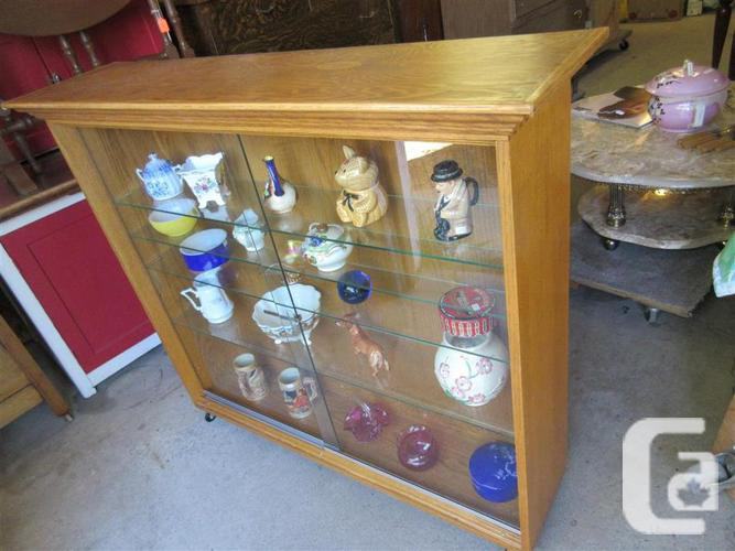 ESTATE HAND MADE CHINA CABINET