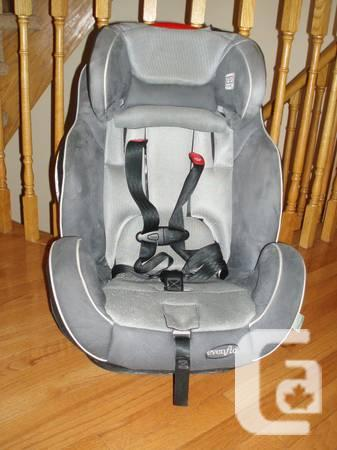 Evenflo Symphony 65 Car Seat Booster COSCO Scenera