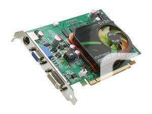 EVGA GeForce 9500GT 1Gb PCI-Express video card - $30