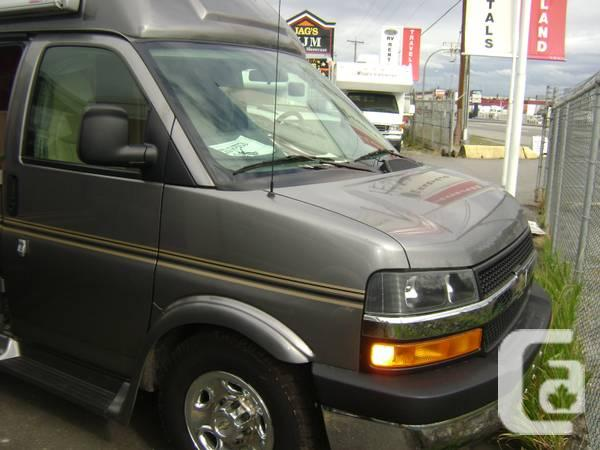 EXCELLENT COND. LEISURE CLASS B VAN WAS $64,875. NOW