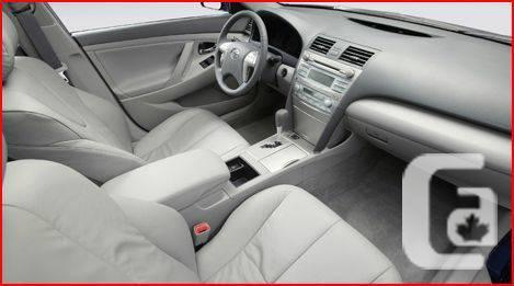 Excellent Condition Fully Loaded 2008 Toyota Camry -