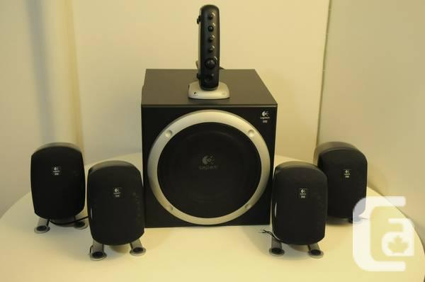 Excellent Logitech Z560 4.1 400W Computer Speaker