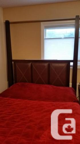 Executive Queen Bed Frame