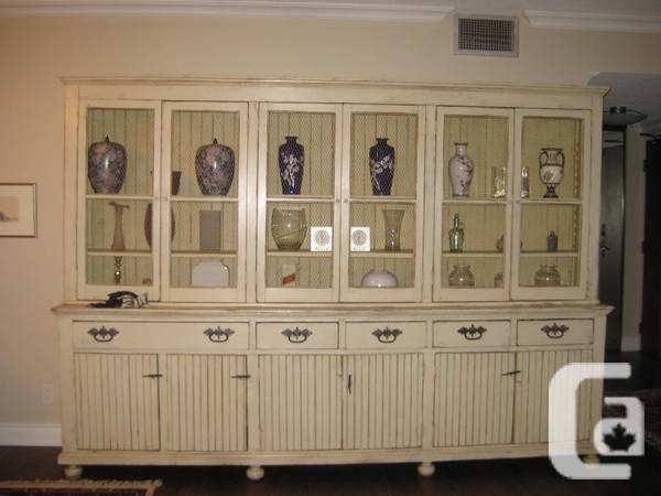 Exquisite one of kind large Armoire with tons of