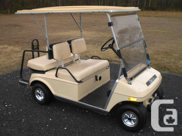 WANTED: Extended Roof Canopy Top for Golf Cart