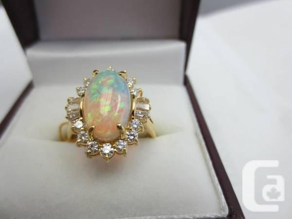 Extremely uncommon actual opal - $2399