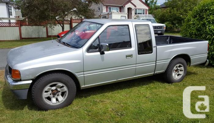 Fantastic little truck: Isuzu Spacecab 2WD Extended Cab Pickup in Victoria,  British Columbia for sale